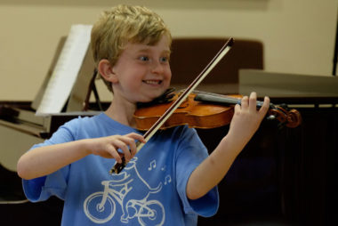 Violin Lessons Seattle