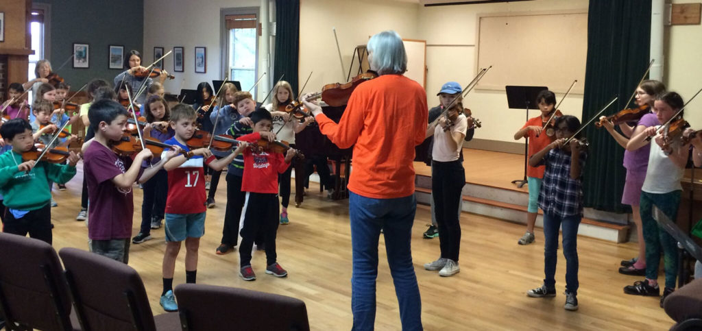 Violin Lessons Group